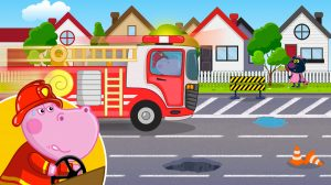 Hippo Fire Patrol download free