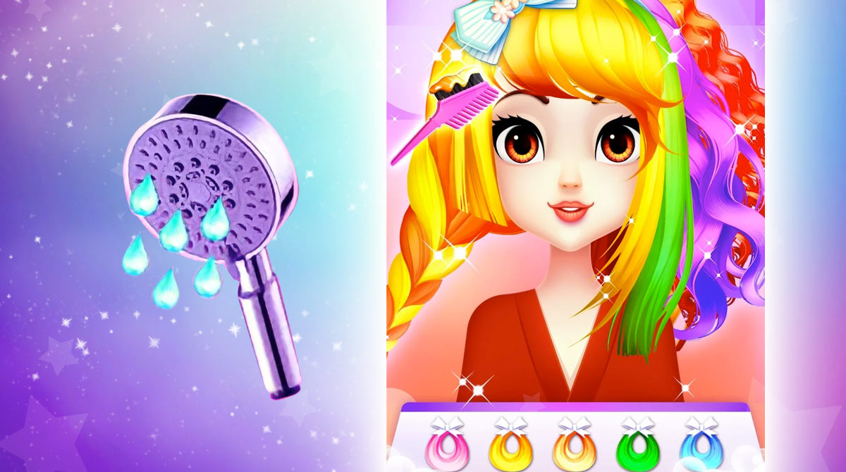 MagicalHairSalon download PC