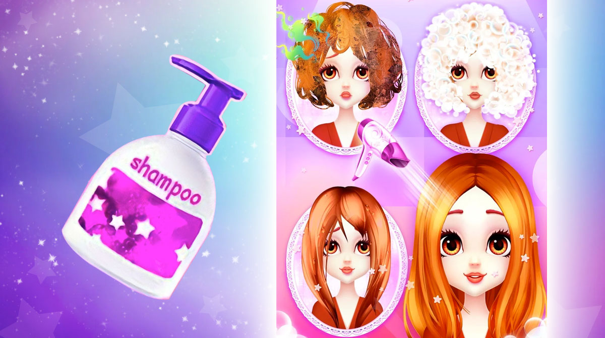 MagicalHairSalon download free 2