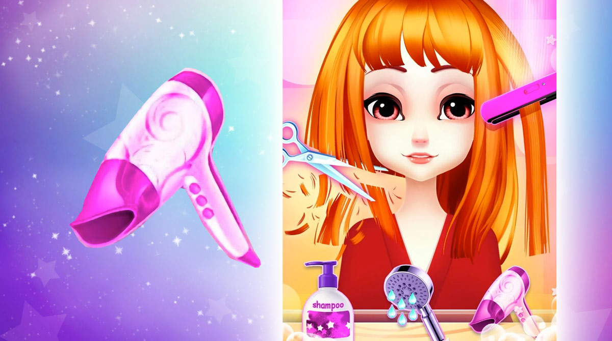 MagicalHairSalon download full version