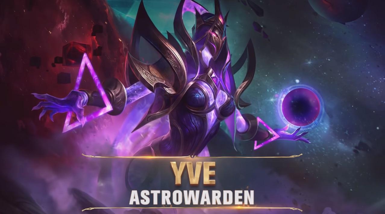 Mobile Legends Yve Astrowarden
