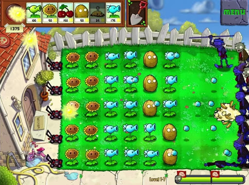 Plants vs Zombies Matches