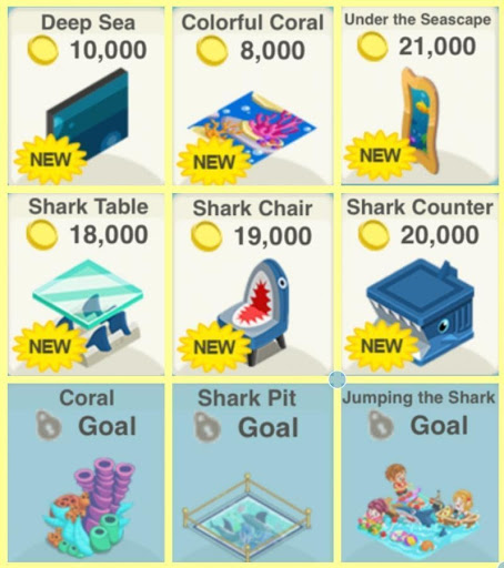 Restaurant Story Fish Day Event