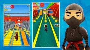 Run Subway Ninja download free
