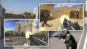 Shoot Strike War Fire PC free