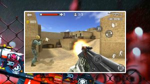Shoot Strike War Fire download free