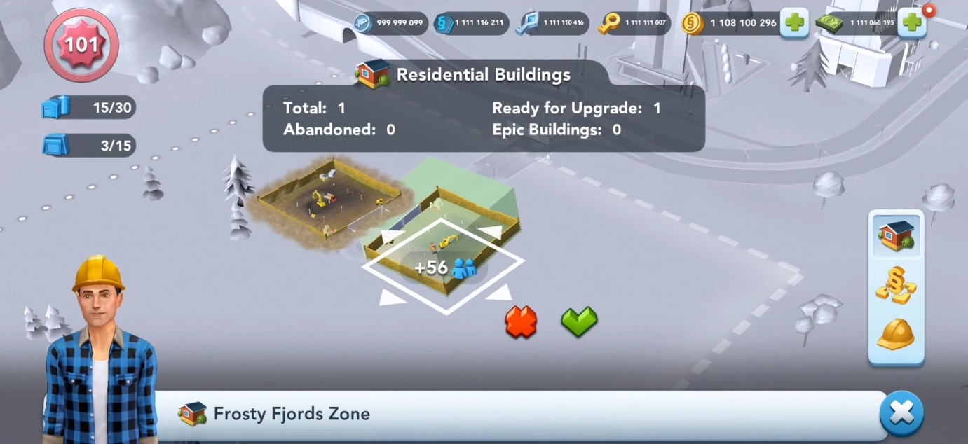 SimCity BuildIt Simulator Games