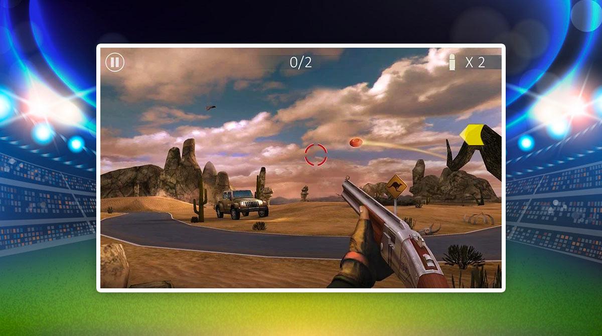 Skeet Shooting 3D PC free