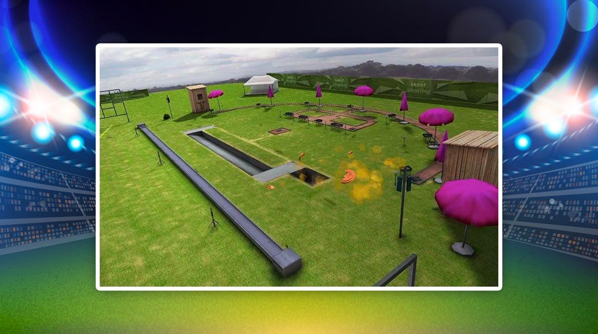 Skeet Shooting 3D download full version
