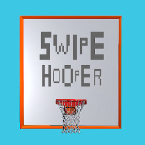 Play Swipe Hooper on PC