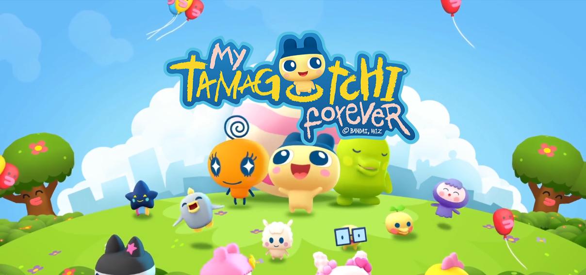 Tamagochi Forever
