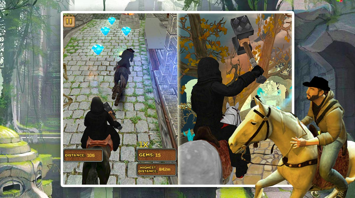 Temple Horse Ride download PC