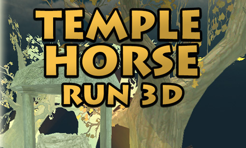 Play Temple Horse Ride- Fun Running Game on PC