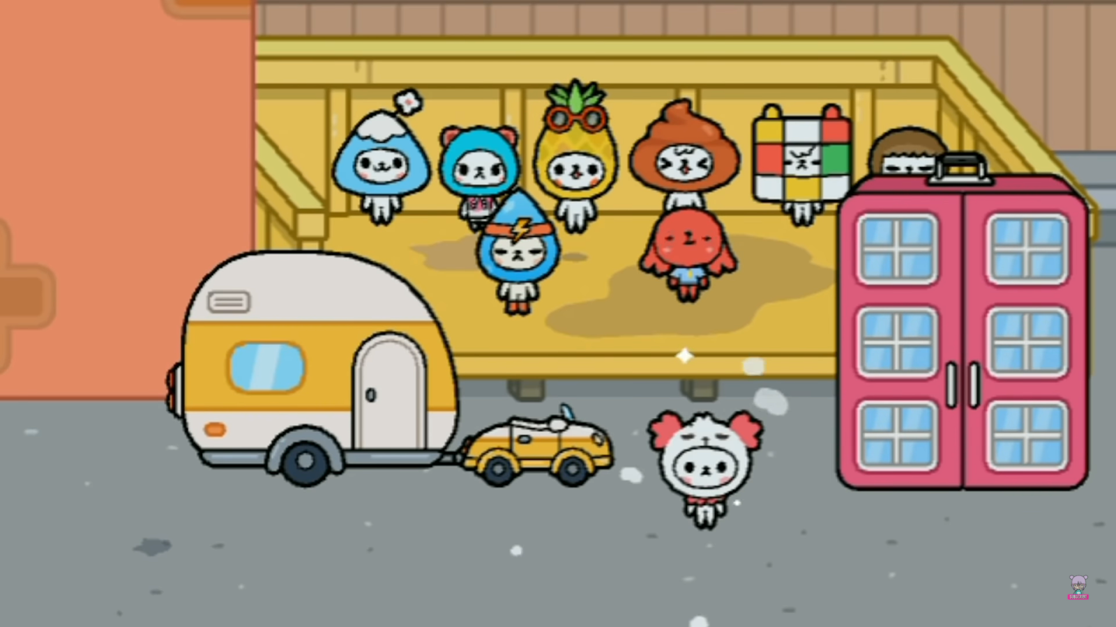 Toca Life World Game
