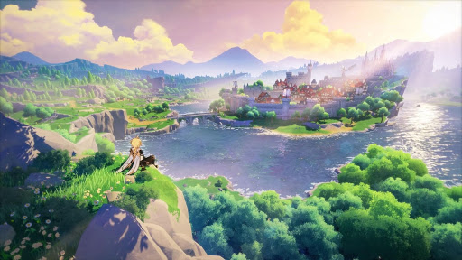 Waifu Gameplay Environment