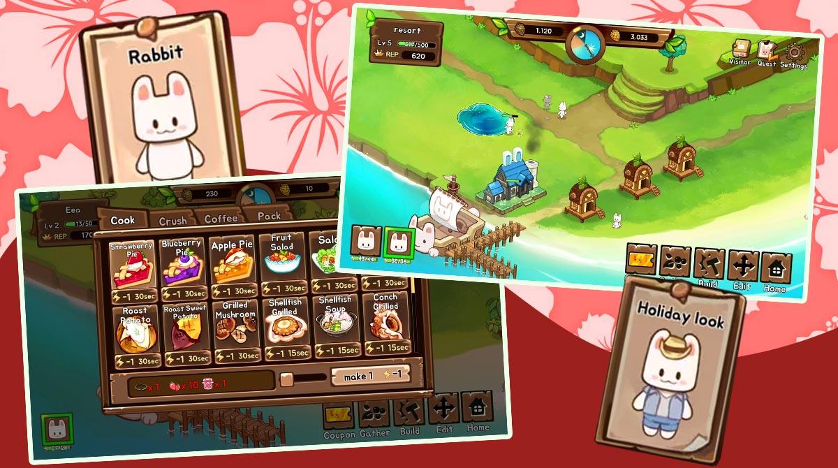 animal camp healing resort download PC