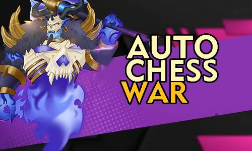 Play Auto Chess War on PC