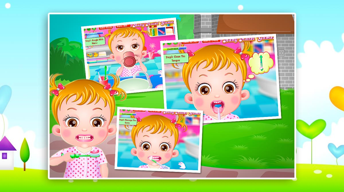 baby hazel brushing time download full version
