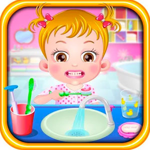 baby hazel brushing time free full version
