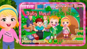 baby hazel earth day download PC free