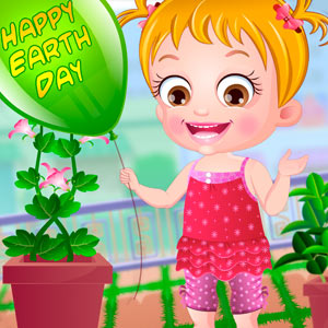baby hazel earth day free full version