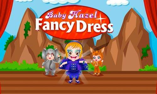 Play Baby Hazel Fancy Dress on PC
