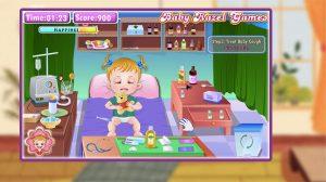 baby hazel goes sick download PC free