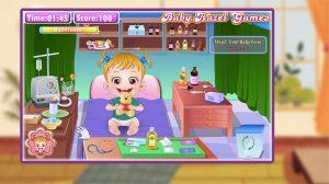 baby hazel goes sick download full version