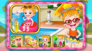 baby hazel summer fun download PC free