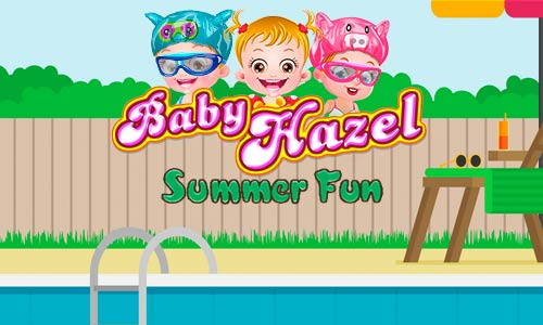 Play Baby Hazel Summer Fun on PC
