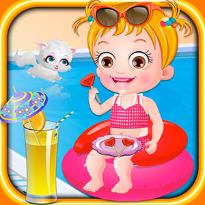 Play Baby Hazel Summer Fun on PC