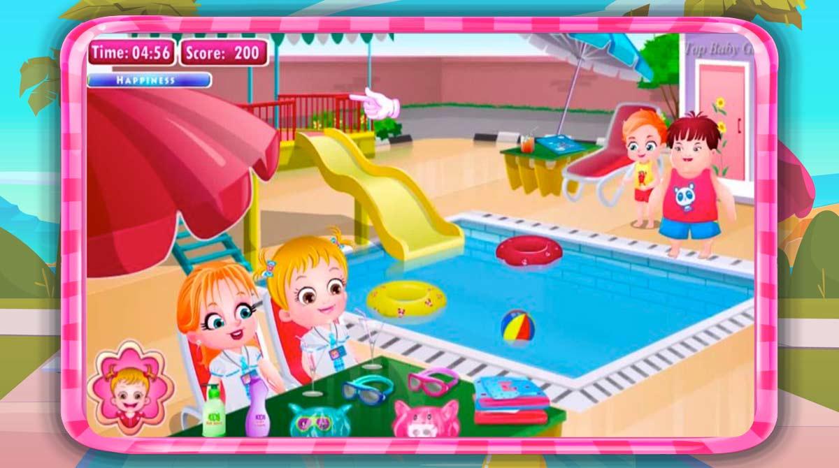baby hazel summer fun full version