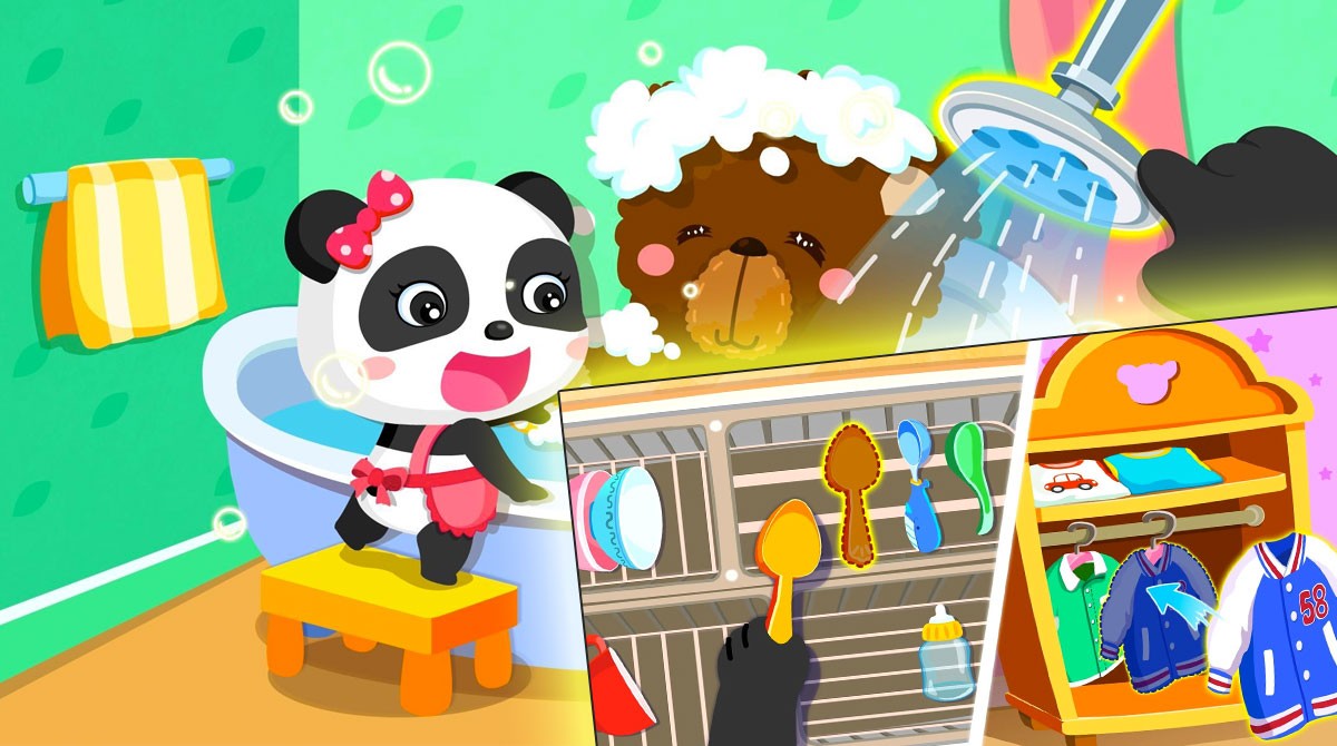 babypanda happyclean download full version