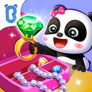 Play Baby Panda Happy Clean on PC