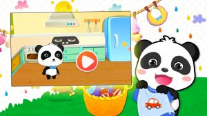 babypanda happyclean surfers PC free