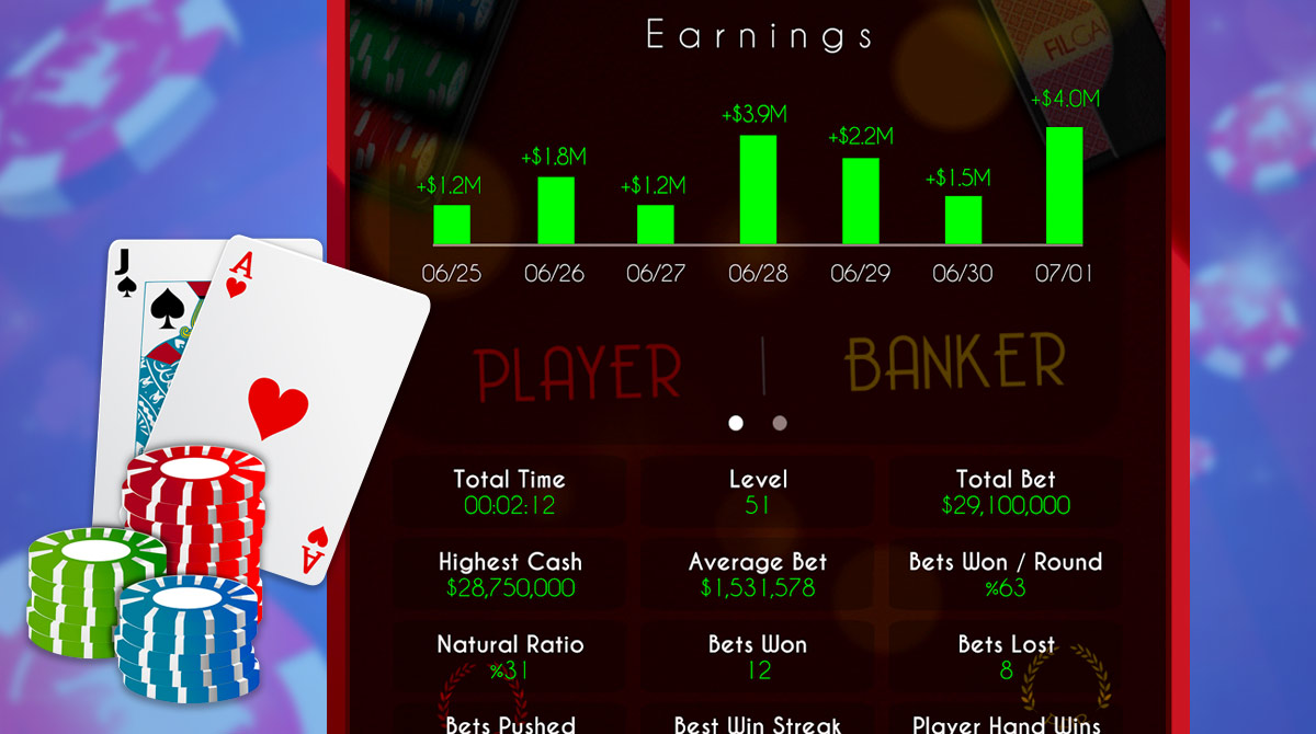 baccarat real download PC