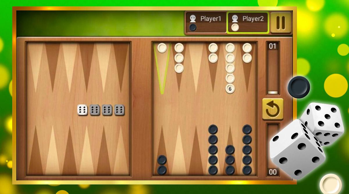 backgammon king download PC