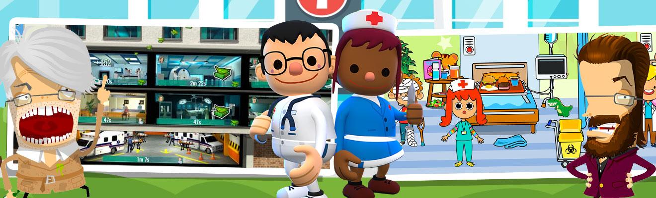 best free hospital doctor games