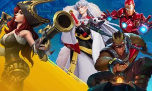 best moba games in 2020 characters