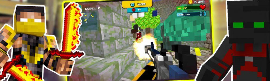 block mortal survival battle gameplay