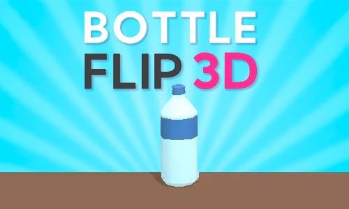 Play Bottle Flip 3D on PC