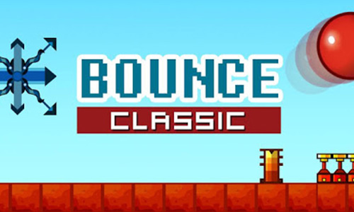 Play Bounce Classic on PC