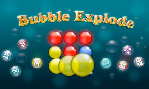 Play Bubble Explode : Pop and Shoot Bubbles on PC
