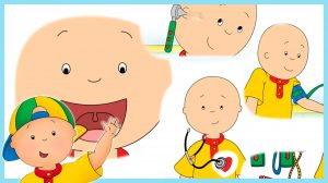 caillou check up download free