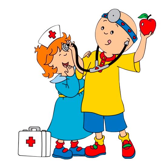 caillou check up download free pc