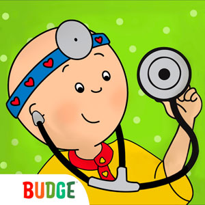 Play Caillou Check Up – Doctor on PC