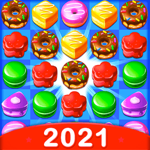 Play Cake Match 3 Mania on PC