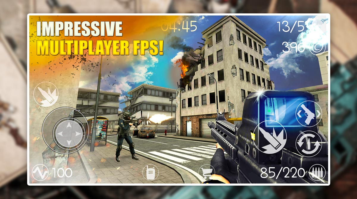 call of battlefield fps download free