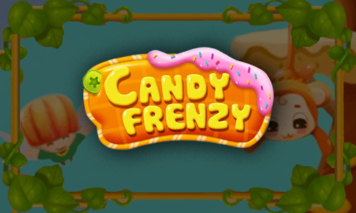 Play Candy Frenzy on PC