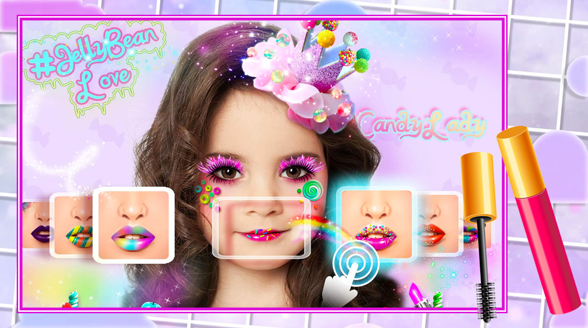 candy mirror makeup download PC free